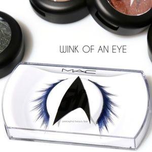 MAC Cosmetics Lashes Star Trek RARE NWT